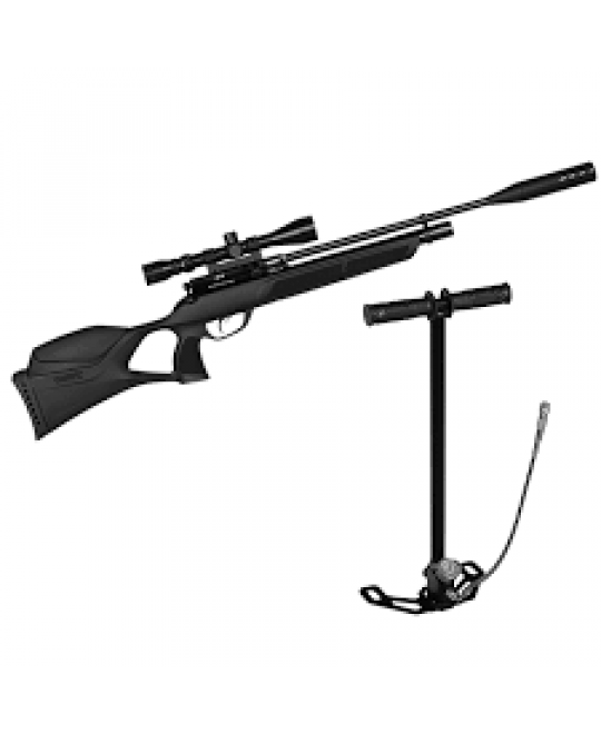 Gamo GX 40 PCP 4,5 mm paket inkl pump luftgevär