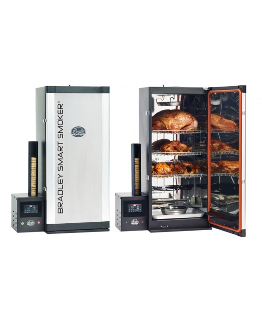 Bradley Digital Smart Smoker rökskåp