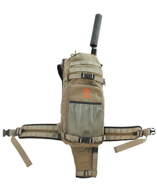 Vorn Gaupe 12-20 Liter Backpack Green , Jaktryggsäck grön