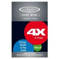 Vision Nano Mono Taperad Tafs 9'