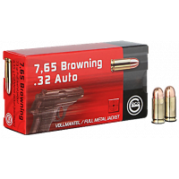 Geco 7,65 Browning fmj 73 gr / 4,75 g