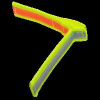 Reflexflärp för GPS-halsband hundhalsband