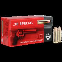 Geco .38 Special Fmj 158 gr / 10,2 g