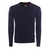 Harrow V-Neck Navy