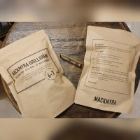 Mackmyra grill/rökspån