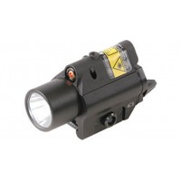 Sun Optics 250 Lumen Compact CLF-GR Green Lamp/Red Laser