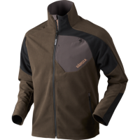Härkila Thor Fleece Jacket Brown/Black