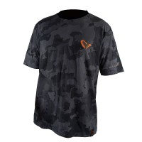 SG Black savage Black T-Shirt