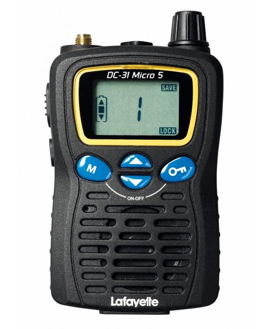 Jaktradio Lafayette Jaktpaket Micro 5 31Mhz